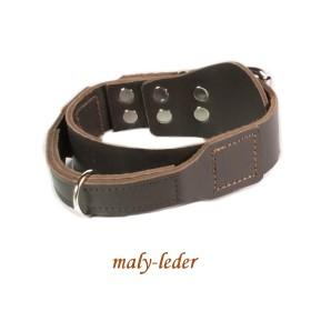 Fettleder-Hetz-Halsband