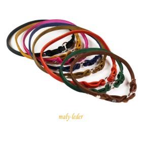 Halsband für Marken und/oder Adressanhänger