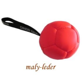 Hundespielzeug, Trainingsball mit Handschlaufe,in 2 Farben, Ø18cm