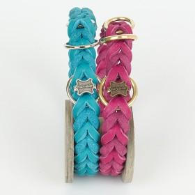 Zugstopp Halsband, viele Farben,verschiedene Größen